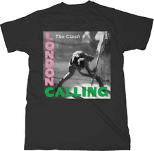 New! The Clash London Calling T-shirt Tee All Size S M L 234XL PP908