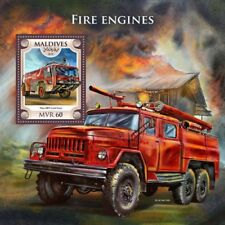 Maldives  2018 Fire engines S201806