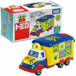 Takara Tomy Tomica Disney Motors Jolly Float Toy Story 25th Anniv. Diecast Car