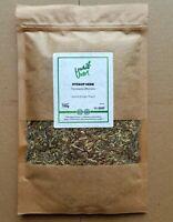 HYSSOP HERB (Hyssopus officinalis) 100% natural dried leaves tea hyzop 50-200g