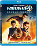 Fantastic Four Double Feature [New Blu-ray] Pan & Scan