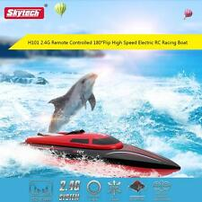 Original Skytech H101 2.4G Remote Controlled High Speed RC Racing Boat Y2S8