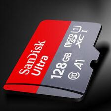 SanDisk 128 Go GB MicroSDXC TF Karte 100MB/S Carte mémoire micro SD Classe10