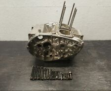 04-09 Suzuki GS500 GS500F ENGINE CRANK CASES CRANKCASE BLOCK CASING 05 06 07 08