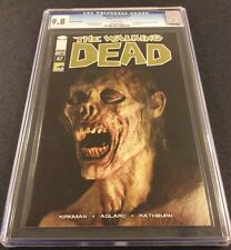 WALKING DEAD #87 Comic Book CGC 9.8 San Diego Comic Con Exclusive Photo Cover