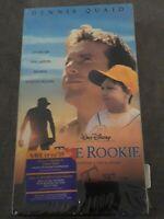 The Rookie (VHS, 2002) Walt Disney EUC