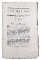 La Noblesse rallie l'Assemblée Nationale 1789 Révolution Française Point du Jour