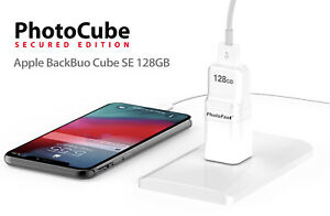 PhotoFast PhotoCube SE 128GB Auto Backup Charger iPhone 11 Max Pro