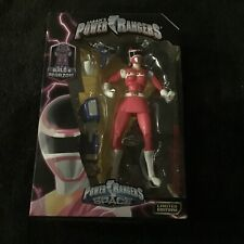 "Power Rangers Legacy Collection(Bandai 2017) In Space Pink 7"" Action Figure"