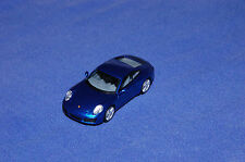 Herpa 038522 Porsche 911 Carrera 2 Coupé in saphierblau metallic