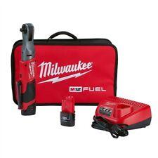 Milwaukee 2557-22 M12 FUEL 3/8 in. Ratchet Kit