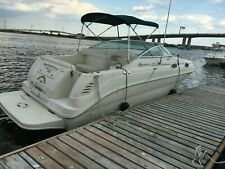 2001 Sea Ray 240 Sundancer - low hours, very clean, professionally maintained