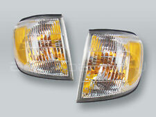 TYC Corner Lights Parking Lamps PAIR fits 2001-2002 SUBARU Forester