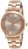 Michael Kors Women's Norie Rose Gold-Tone Watch MK3561