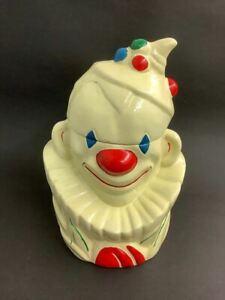 Clown Cookie Jar