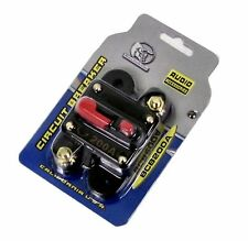 NEW! Bullz Audio 12 Volt 200 Amp Car Audio Stereo Circuit Breaker Fuse | BCB200A