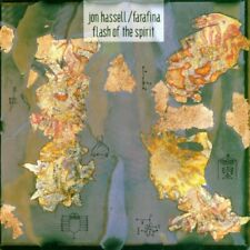 Jon HASSELL Flash of the Spirit CD Farafina Brian Eno J A Deane Electronic World