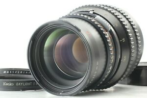 【NEAR MINT】 Hasselblad Carl Zeiss Sonnar C 150mm f/4 T* Black From Japan 1133