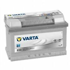 Batería Varta para coche E38 12V 74Ah 750A EN borne + DCHA