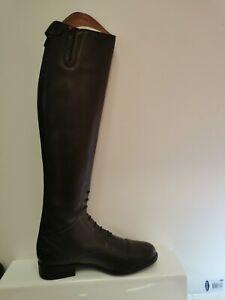Ariat Heritage Contour Field Riding Boots Ladies UK 5M US 7.5B EUR 38M D239^