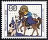 1233 postfrisch BRD Bund Deutschland Briefmarke Jahrgang 1984