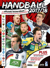 Handball Bundesliga 2017/18 Sammelsticker - 1 Album