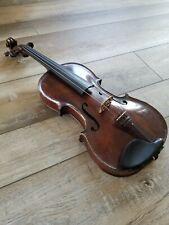 Antique violin labelled 1827