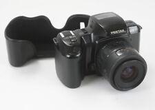 ASAHI PENTAX PZ-20 BLACK, 35-80/4-5.6 SMC PENTAX-F, SOME DUST, DEBRIS/179550