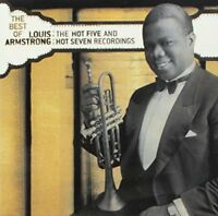 Louis Armstrong - The Best of Louis Armstrong:Hot Five/Hot Seven Recordings [CD]