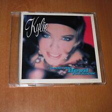 KYLIE MINOGUE - BETTER THE DEVIL YOU KNOW - CD SINGLE 2 TRACKS AUSTRALIA