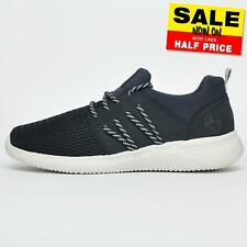 Rieker Comfort B7484-14 Men's Casual Fitness Gym Jogging Trainers Navy Wide Fit