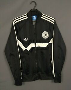 Germany Jacket Size LARGE Full Zip Football Soccer Adidas AJ8020 ig93