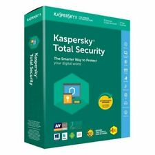 Kaspersky Total Security -1 PC/1 YEAR - 2020 -  World Wide