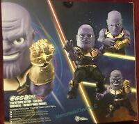 Beast Kingdom Marvel Infinity War Thanos Infinity Gauntlet EAA-059 Action Figure