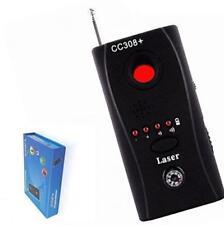 Anti-Spy RF Signal Bug Detector Hidden Camera Laser Lens GSM Device Finder