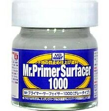Mr Hobby Gunze Sangyo Primer Surfacer 1000 SF-287 40ml for Plastic Model Kits
