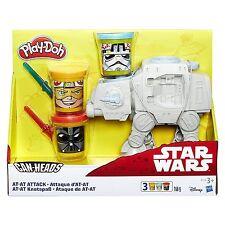 Hasbro Play-Doh Star Wars Edition AT-AT Knetspaß Knete Kinderspiel Spielzeug