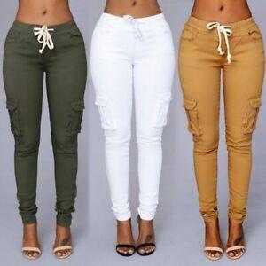 Leggings Jeans Frau High Waist Jeans Elastic Sexy Skinny Pencil Jeans For Women