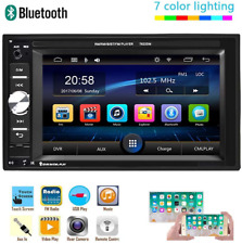 New listing Hikity 6.2 Double Din Car Stereo Bluetooth Touch Screen Car Radio Fm Tuner with