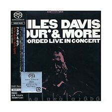 SACD Miles Davis ' FOUR ' & MORE Recorded Live in Concert Japan ver. Digipak