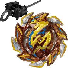 GOLD Hell Salamander Burst Beyblade STARTER SET w/ Launcher B-125 - USA SELLER!