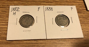 2 - Early Canadian Dimes