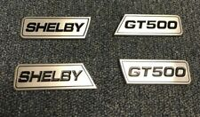 NOS Shelby GT500 EMBLEM WING SET 2007-2014