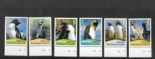 Falkland Islands 2010 Breeding Penguins 2nd Series Airmail Letter Rate  MNH