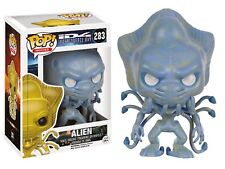 Independence Journée Alien Pop Figurine White Yeux 9 cm Funko