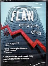 The Flaw (DVD, 2012)  financial crisis,  credit bubble, Wall Street