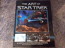 The Art Of Star Trek Book, Judith And Garfield Reeves Stevens, Look At My Books!