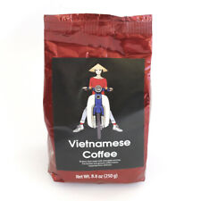 Vietnamese Coffee - Butter Roast, Fermented and Ground Beans, Chocolate Aroma
