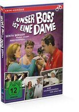 Unser Boss ist eine Dame (1966) - Mario Adorf, Senta Berger - Filmjuwelen DVD