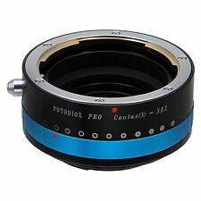 Fotodiox Objektivadapter Pro Contax N für Sony NEX mit Iris (Click)